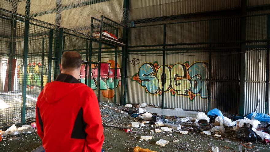 """La pesadilla del Soccer World para los vecinos de Nuevo Gijón: """"Es un foco de vandalismo"""""""