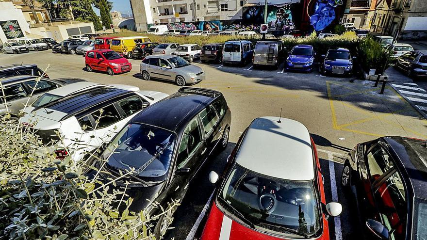 Un sistema de cámaras controlará zonas concretas de aparcamientos en Alcoy