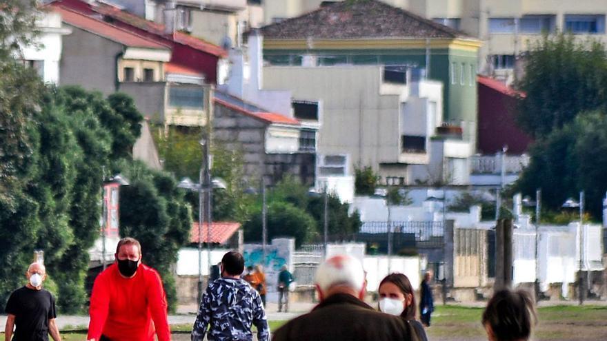 Vilagarcía y Vilanova concentran el 60% de los casos de coronavirus de toda la comarca