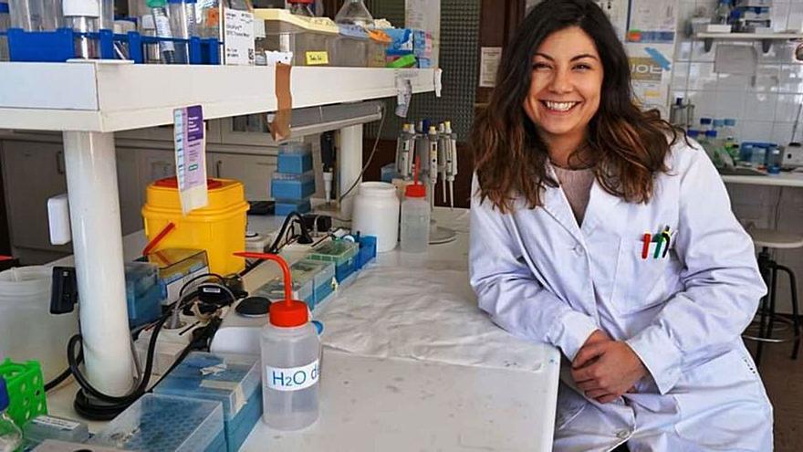 Charla sobre enfermedades mentales con la investigadora Irene López