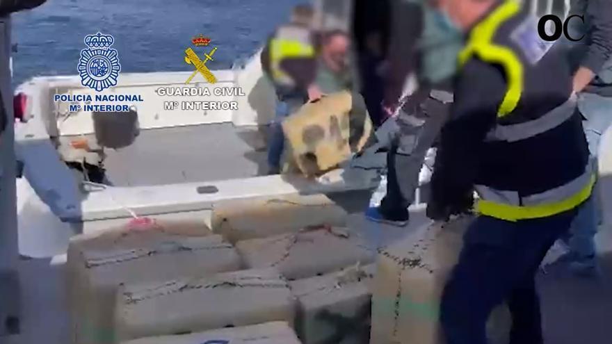 28 detenidos vinculados con el narcotráfico en Galicia, Málaga y Almería