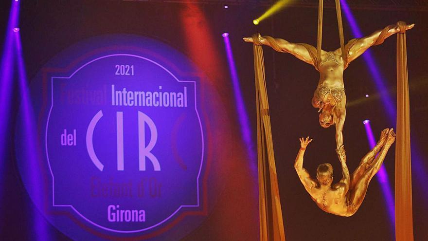 El Festival del Circ Elefant d'Or escalfa motors per a l'estrena