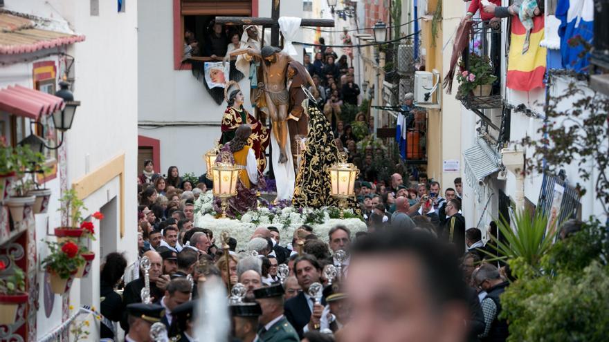 Las procesiones de Semana Santa volverán