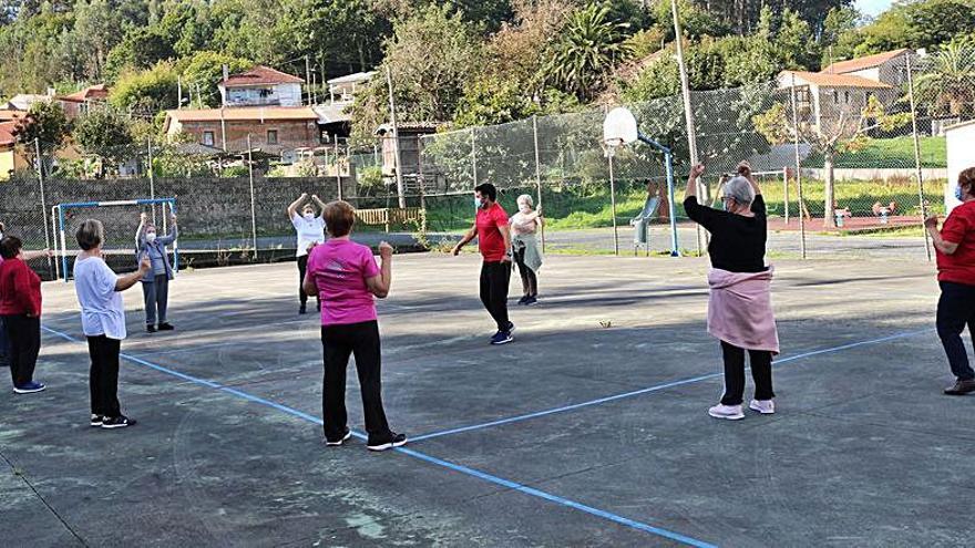 Culleredo ofrece sesiones dirigidas de actividad física gratuitas para los vecinos mayores de 18 años