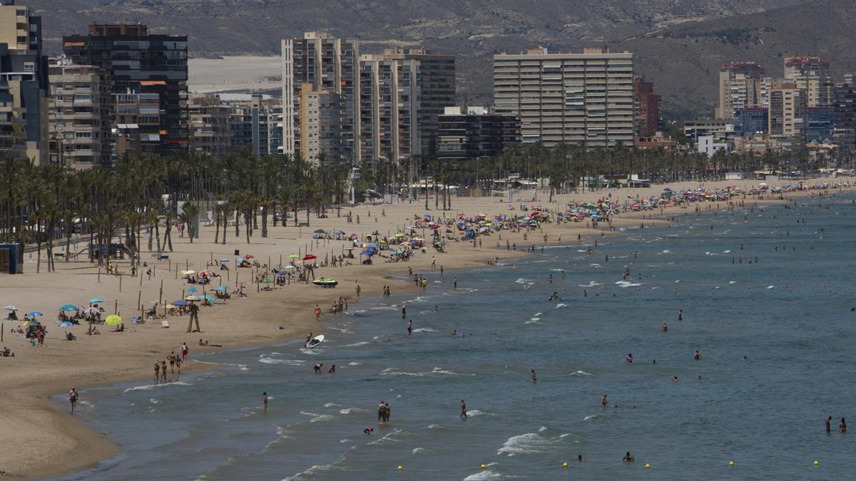 Descubre las playas más largas de España.
