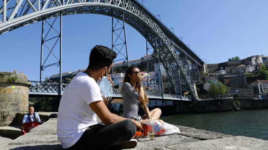 Portugal, foco capital de casos importados