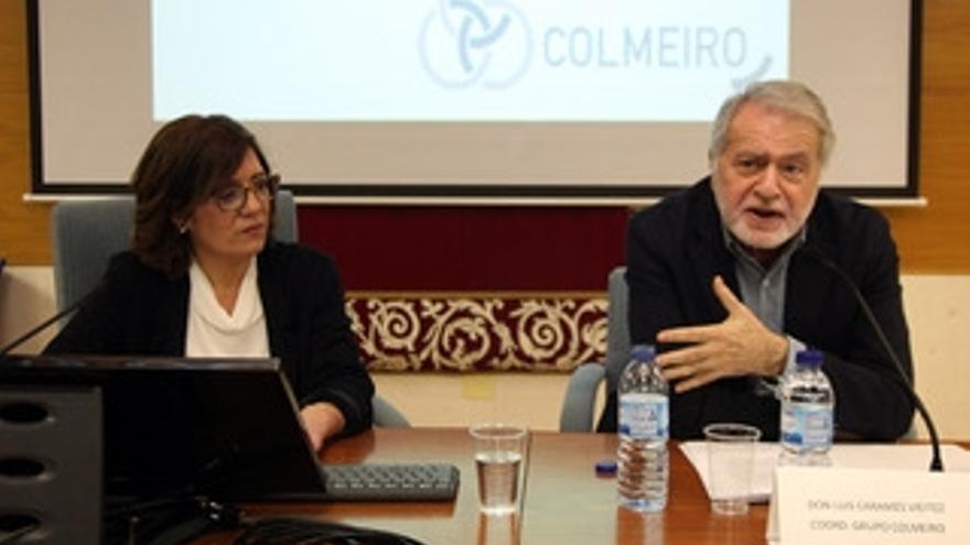 Muere el el catedrático Luis Caramés tras sufrir un derrame cerebral masivo