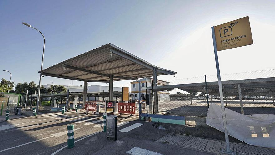 El aeropuerto de Palma no reabrirá su parking 'low cost' hasta 2022