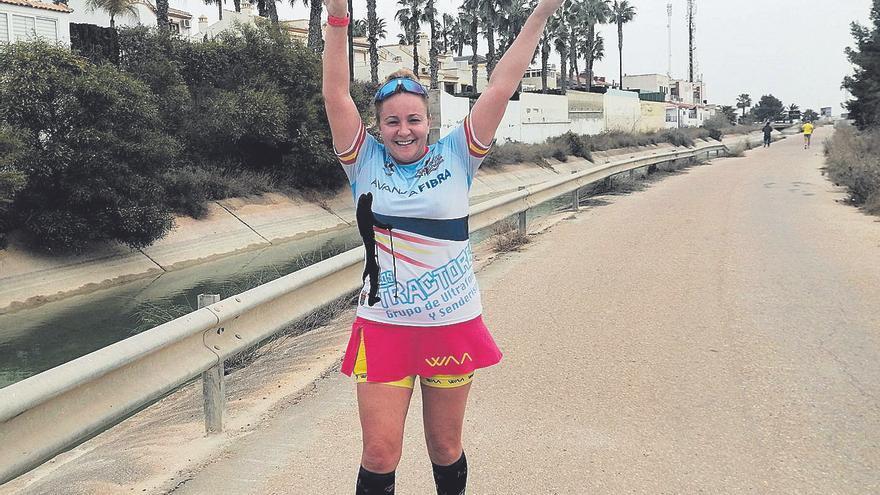 """Ana Martín: """"Volví a hacer deporte solo 10 días después de operarme porque no permití que el cáncer parara mi vida"""""""