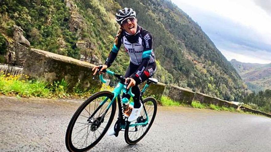 La ciclista olímpica Ane Santesteban estará en la Vuelta Cicloturista a Ibiza