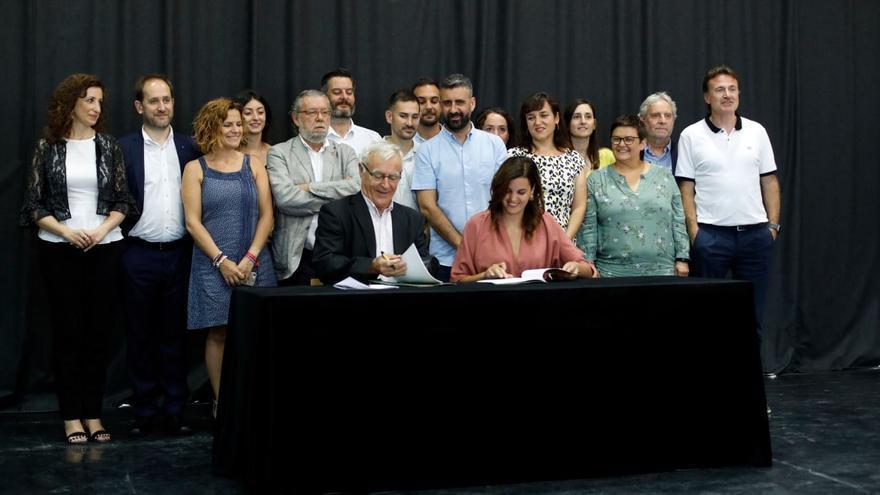 Los ciudadanos de València aprueban la gestión de Compromís y PSOE de la pandemia
