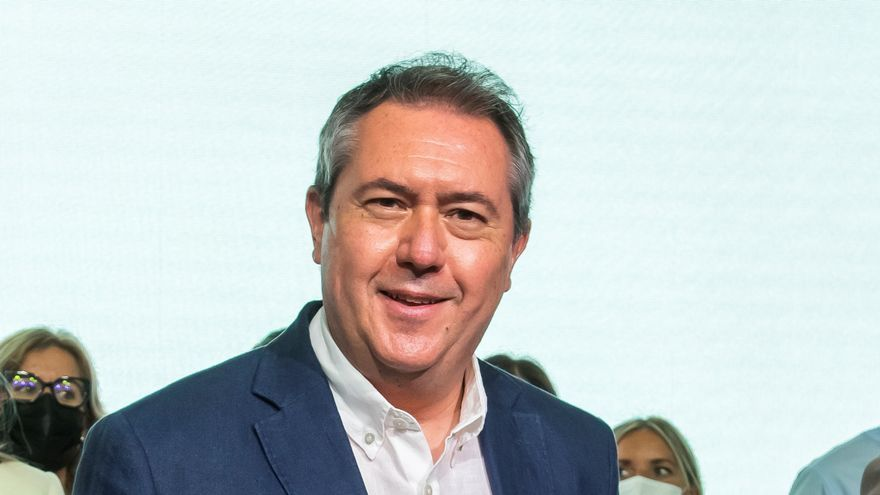Juan Espadas, alcalde de Sevilla, nuevo secretario general del PSOE de Andalucía
