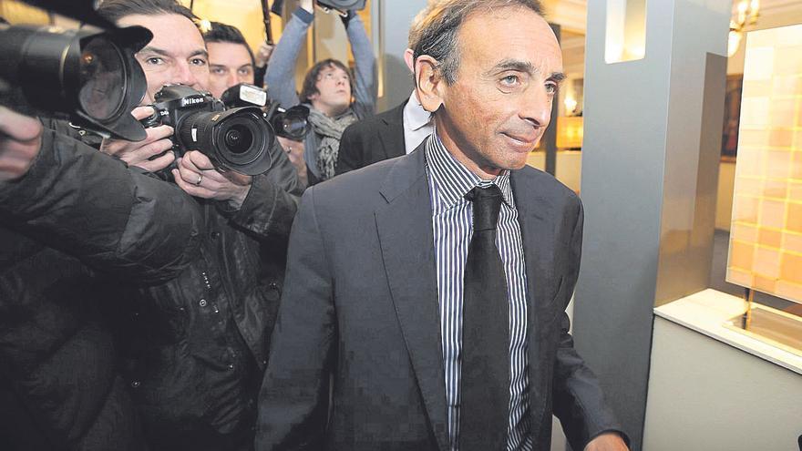 El ultra Zemmour rompe la hegemonía de Le Pen en la extrema derecha francesa