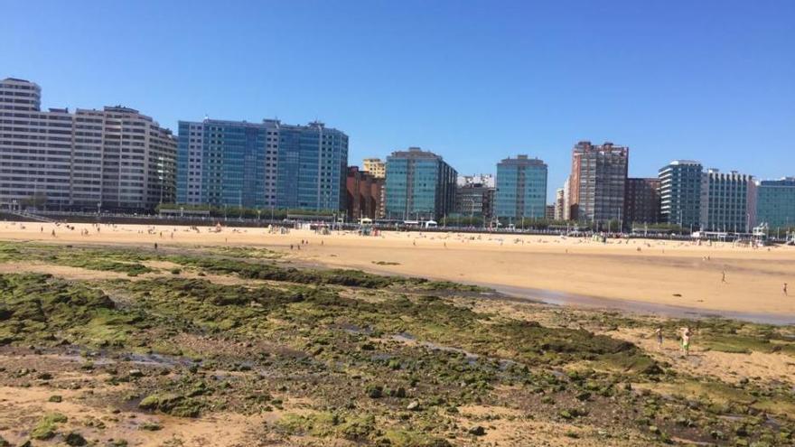 Asturias supera los 30 grados de temperatura