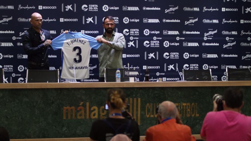 El límite salarial actual del Málaga CF está en 3,2 millones
