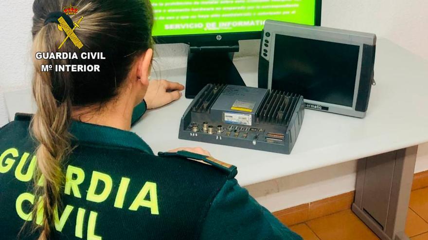 Investigado por poner una denuncia falsa de robo en Ferreras de Arriba (Zamora)