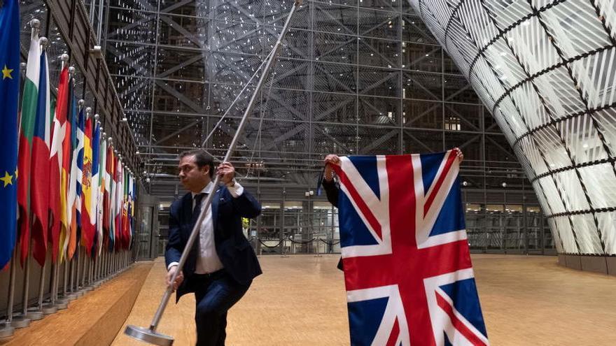 La Comisión Europea confirma que el pacto de retirada del Reino Unido estará vigente el 1 de enero