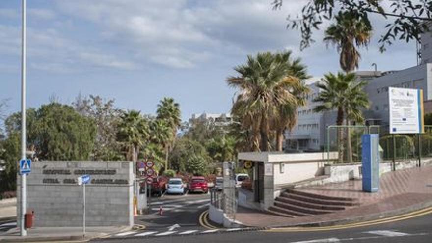 Cuatro heridos tras la colisión de dos vehículos en Tenerife