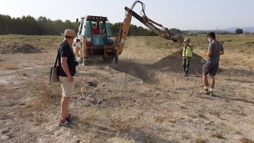 Villena inicia una nueva campaña de excavaciones en Casas del Campo