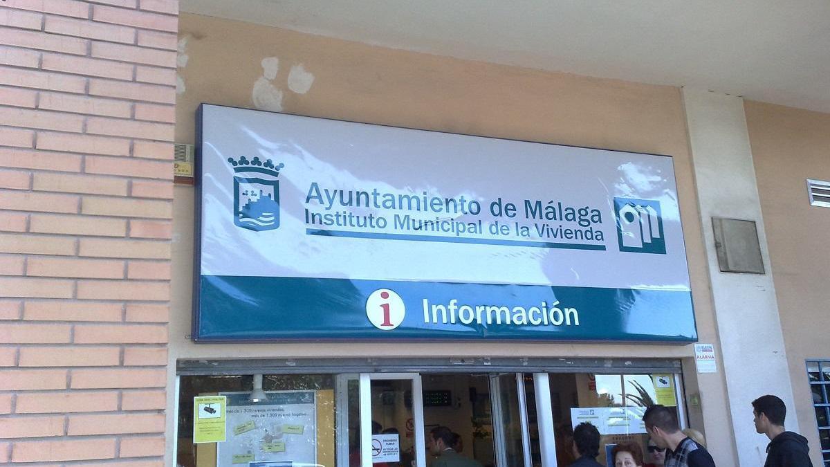 Sede del IMV.