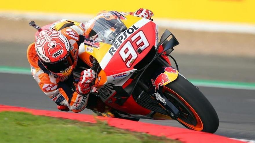 Márquez segella la quarta «pole» consecutiva de l'any