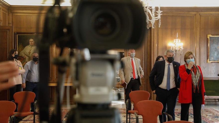 La cátedra de Cine echa a andar con un presupuesto de 10.000 euros anuales