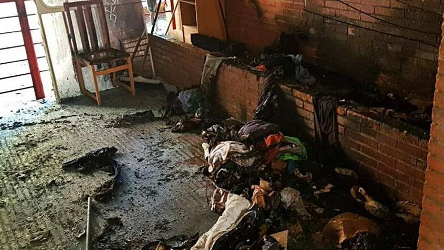 Acepta cinco años de prisión por incendiar la casa de su exsuegra