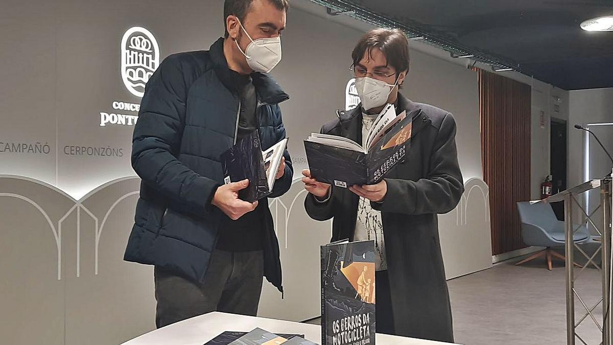 Xaquín Moreda e Kiko Da Silva.   | // FDV