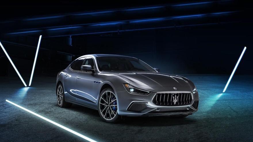 Maserati Ghibli Hybrid, el primer híbrido de la firma del tridente