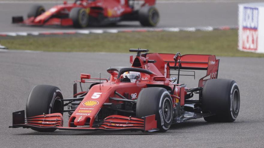 Hamilton gana el GP de Eifel y hace historia igualando el récord de Schumacher