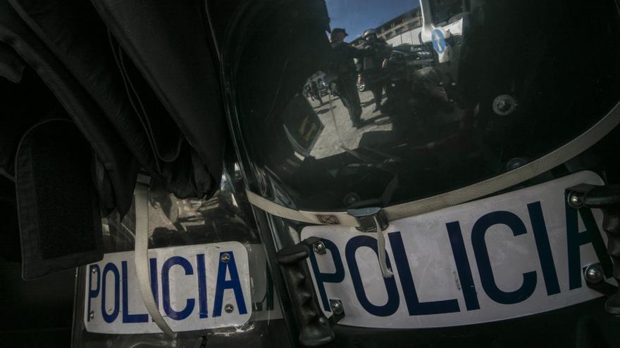 Detenido por robar en dos iglesias y varios negocios hosteleros de Oviedo