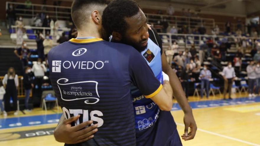 Kabasele, siguiente objetivo del Oviedo Baloncesto