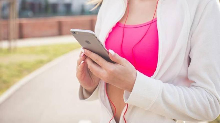 Las cinco mejores 'apps' para hacer deporte