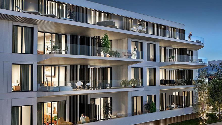 Los nuevos dueños de Vulcano impulsan pisos de lujo en Canido