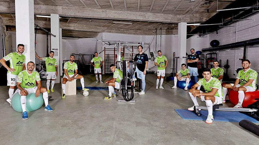 ElPozo Murcia pone a prueba la fiabilidad de líder del Palma Futsal