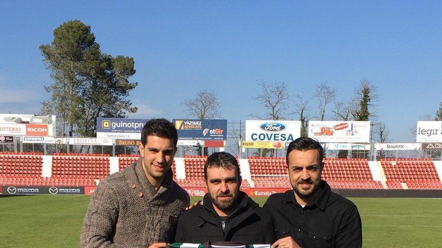 El Peralada fitxa el davanter Ernest Forgas, però perd Keita