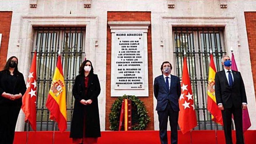 La reacción de Ayuso al conocer que Iglesias será su rival en las autonómicas