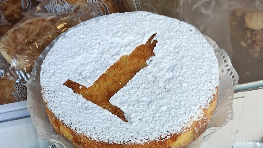 """La """"apropiación cultural"""" de la tarta de Santiago por parte de Coruña"""