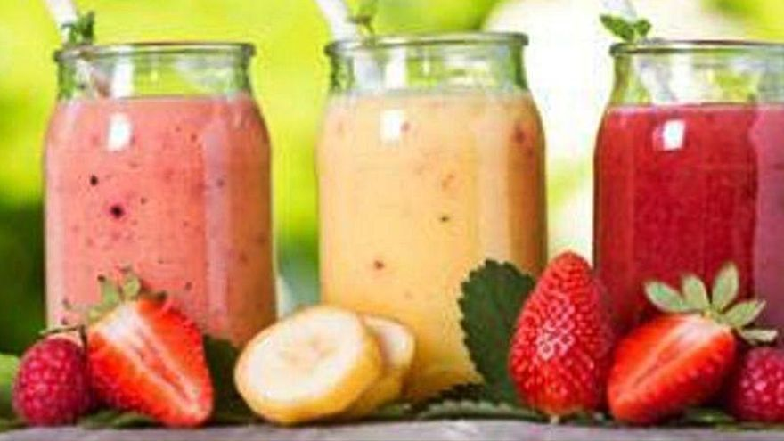 Dos batidos ideales y fáciles para adelgazar e incorporar a tu dieta