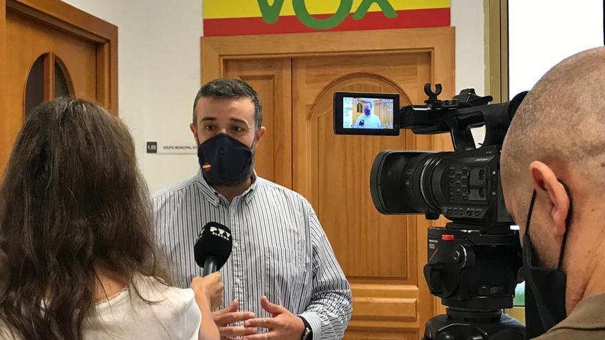 Vox pide al alcalde que tome cartas en el asunto en la comisión de investigación del Imdeco