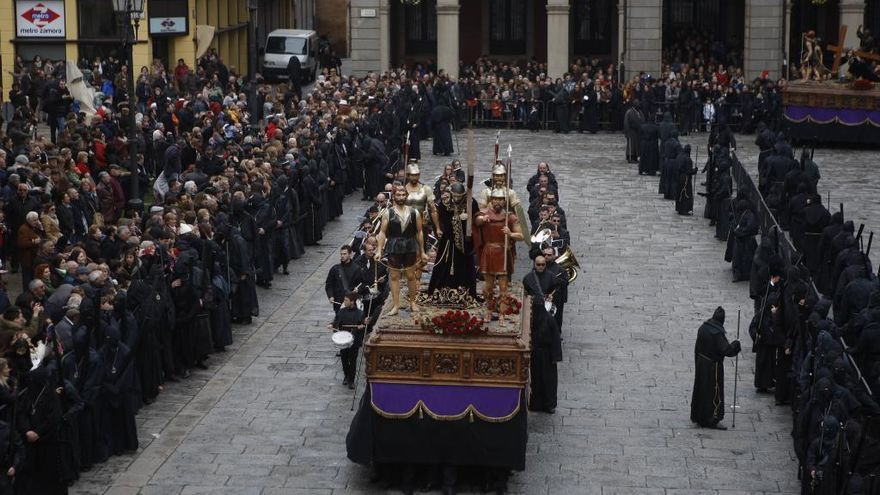 Junta y cofradías dan por suspendida la Semana Santa en Zamora en 2021