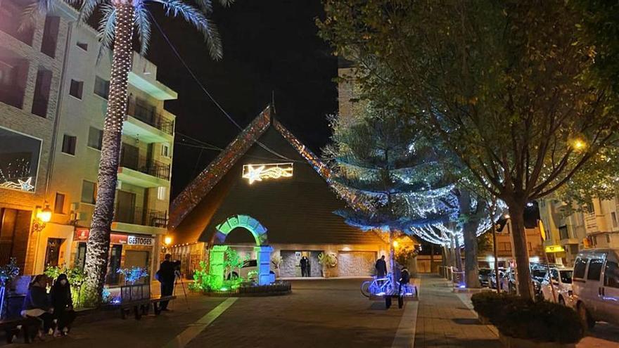 La Navidad se acerca a los más jóvenes en Torre Pacheco