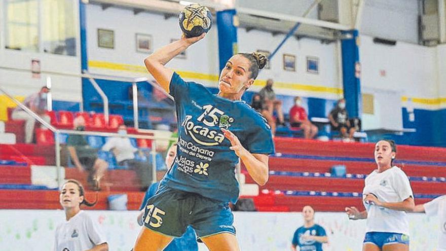El Rocasa vence al Salud y se alza con la Copa Gobierno de Canarias