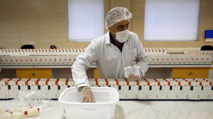 El Gobierno entrega más de 174.500 test para la detección del coronavirus a la Comunitat