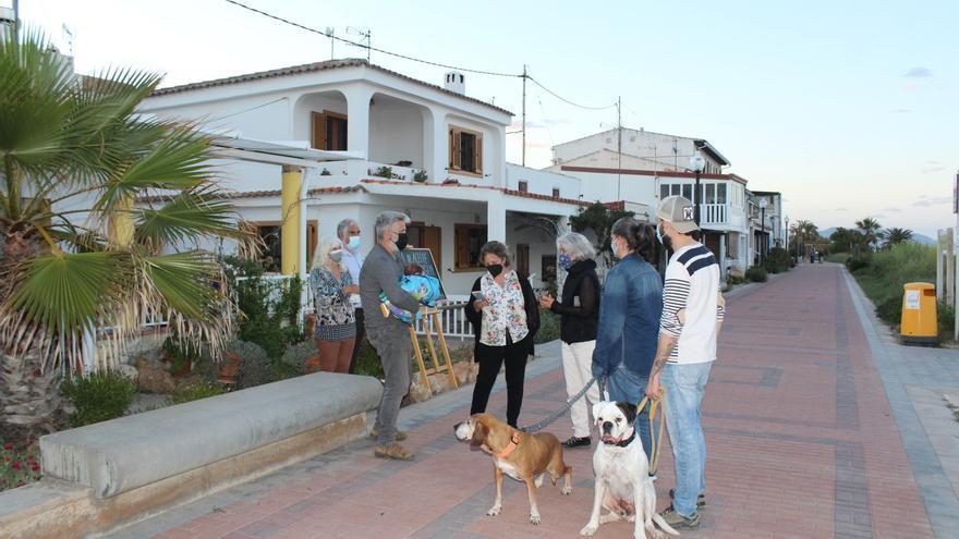 Los vecinos de Torre la Sal lucharán para no perder sus casas