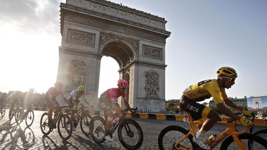 Brest sustituye a Copenhague como salida del Tour 2021