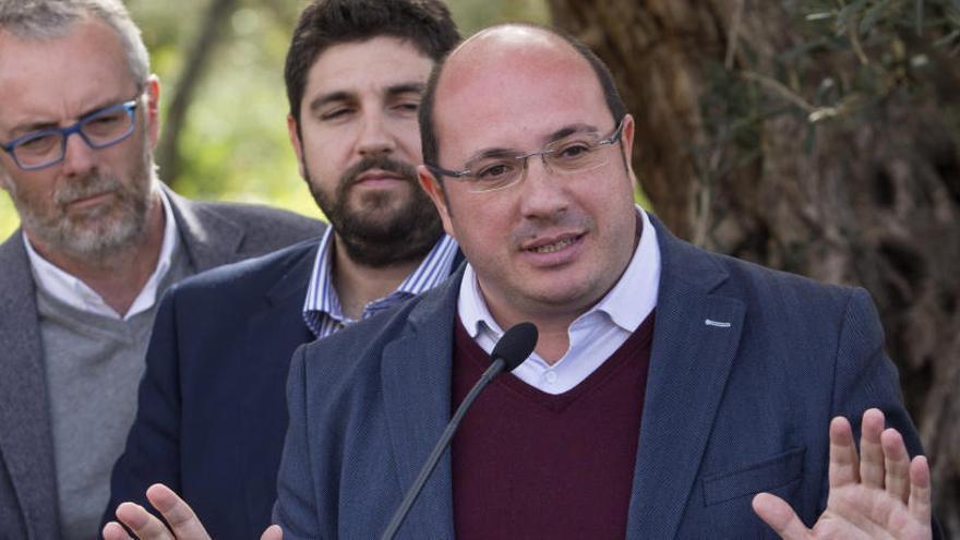 El presidente de Murcia niega ser investigado por corrupción