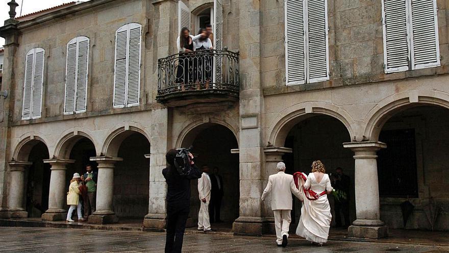 Las bodas de 2021 esperan al último momento