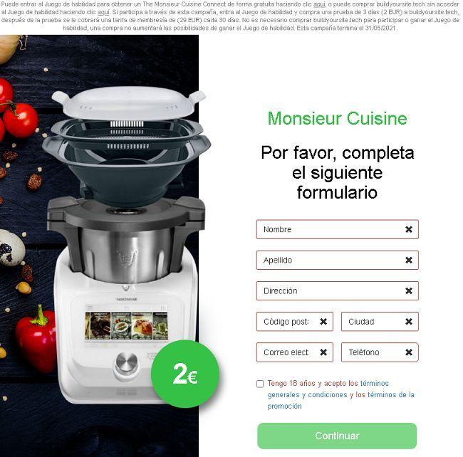 No te van a regalar un robot de cocina de Lidl por dos euros
