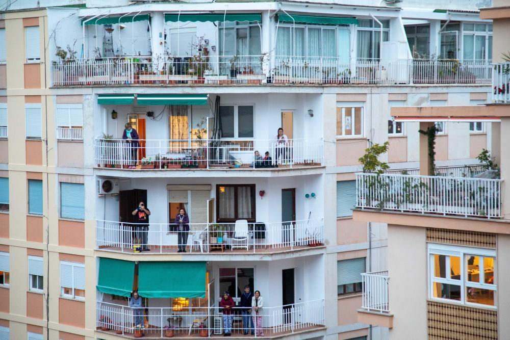 Mallorca, eine Woche Ausgangssperre